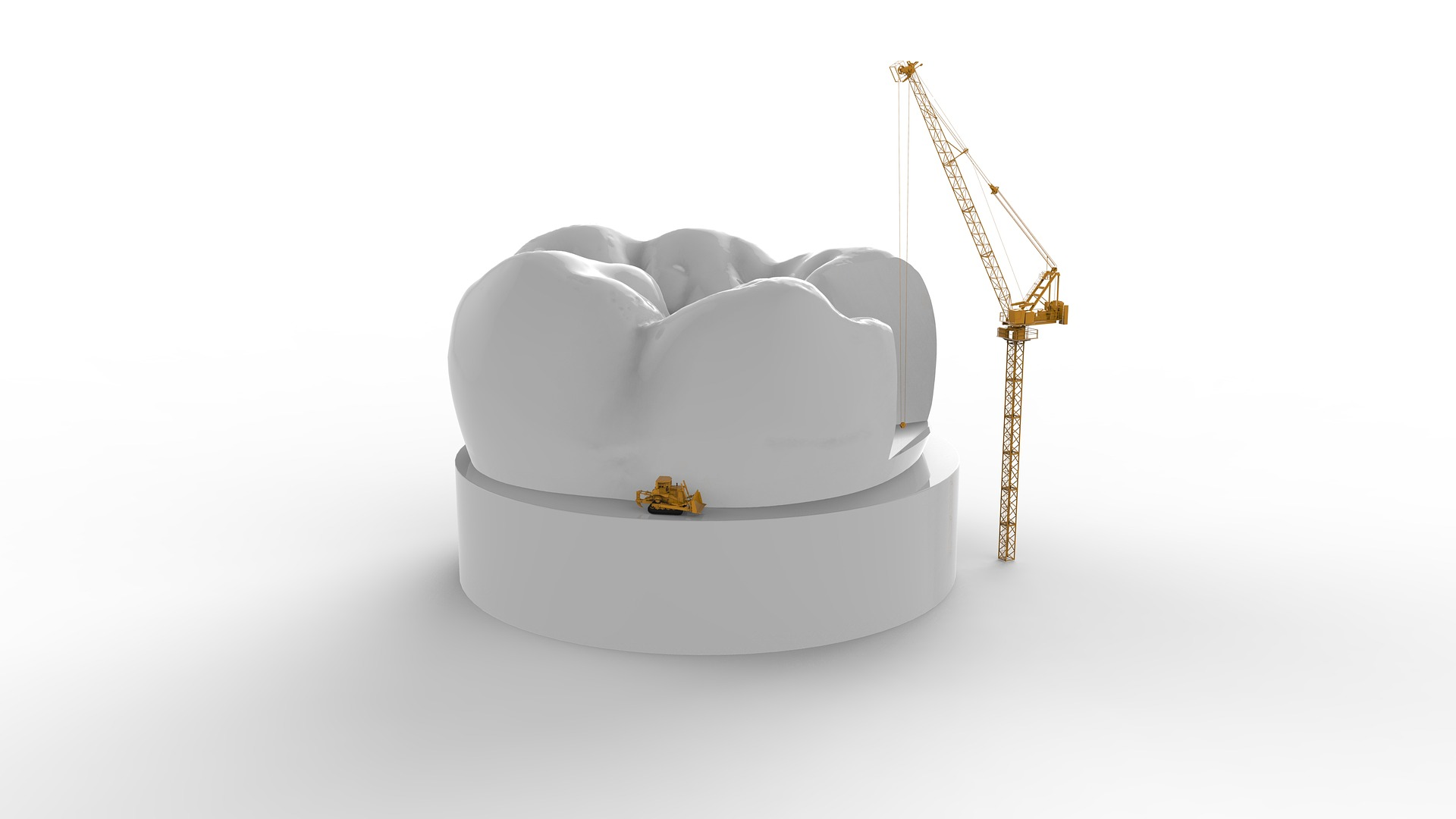 Реставрація зубів. Тимчасові і постійні пломби
